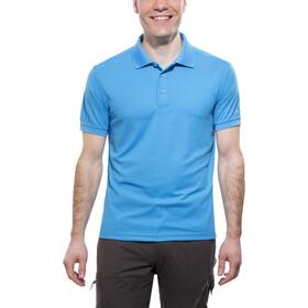 Craft Classic Polo Pique Fietsshirt korte mouwen Heren blauw